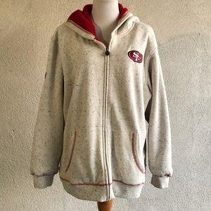 San Francisco 49ers NFL Jacket